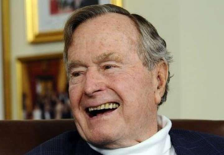 Panamá extiende condolencias por el fallecimiento de expresidente George Bush