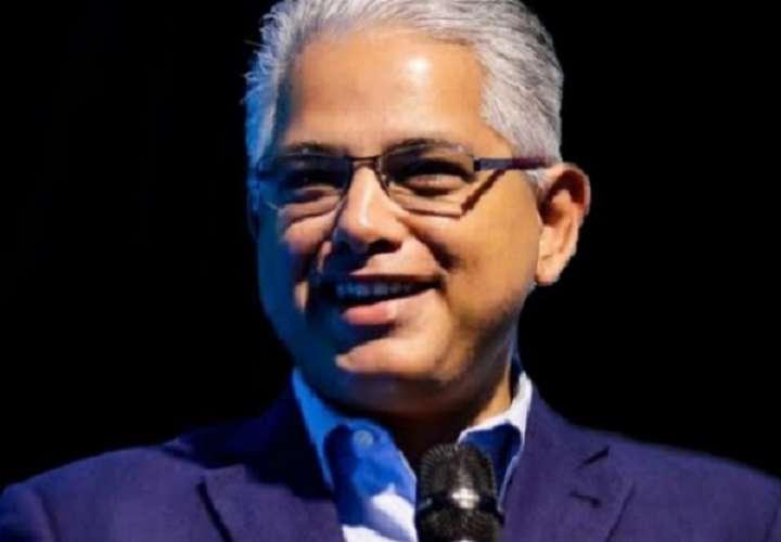 José Isabel Blandón Figueroa, actual presidente del Partido Panameñista.