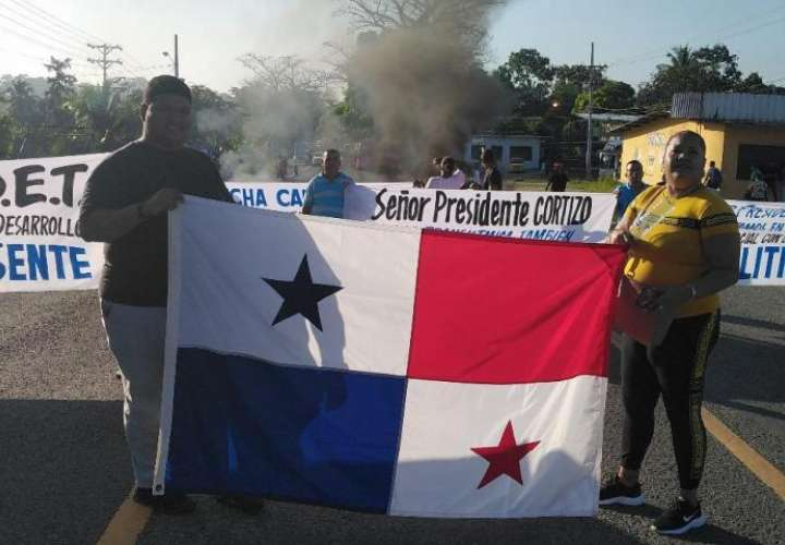 """Movimiento """"Causa Justa"""" reprograma protesta para el 5 de octubre"""
