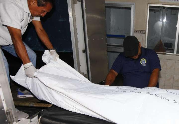 Tres balazos acabaron con la vida de un hombre en Pedregal