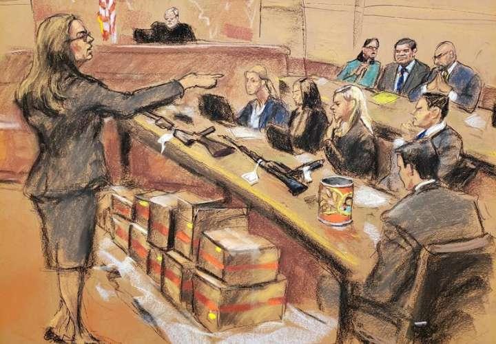 En una intervención de seis horas y cuarenta minutos, la fiscal Andrea Goldbarg insistió en que