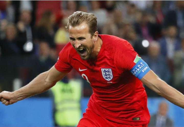 Harry Kane tiene casi asegurado el Botín de Oro del Mundial de Rusia 2018