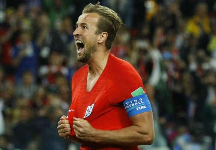 Harry Kane asegura que ganarle a Colombia aumenta la confianza de Inglaterra