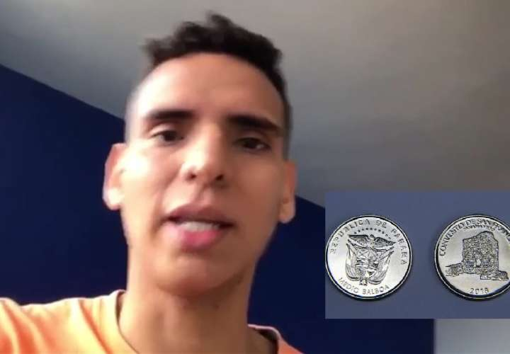 Moncada Luna: Usen monedas conmemorativas con errores