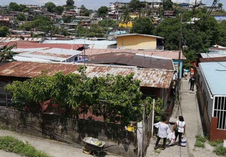 Vista general del área próxima a la escena del crimen. Foto: Edwards Santos