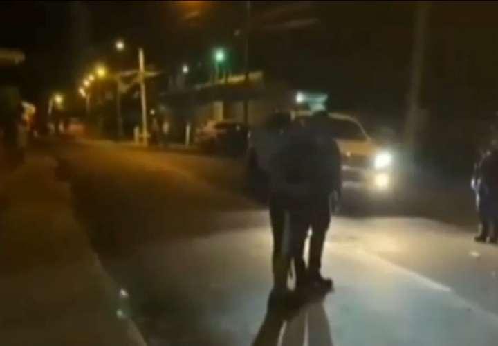Vecinos de Juan Díaz capturan a asaltante [Video]