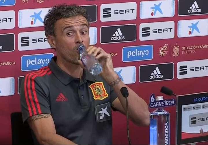 Luis Enrique, seleccionador español. /EFE