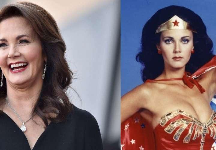La primera 'Mujer Maravilla' dijo que jamás se haría una cirugía plástica