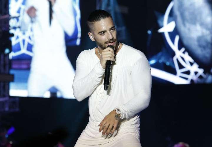 Maluma, el más nominado de los Premios Juventud