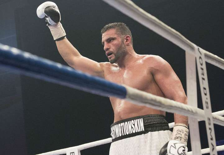 Manuel Charr iba a pelear el sábado 29 de septiembre ante el puertorriqueño Fres Oquendo.