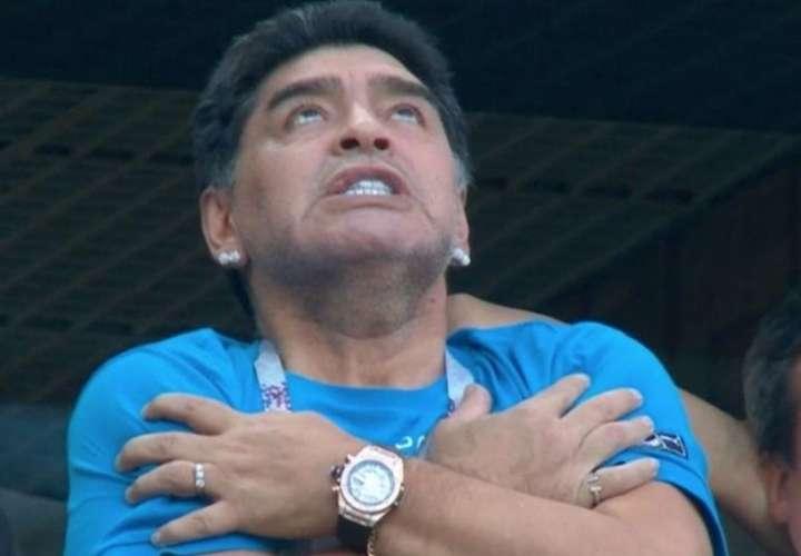 Diego cuenta con muchos seguidores en México y es seguro que se convertirá en centro de atención. /EFE