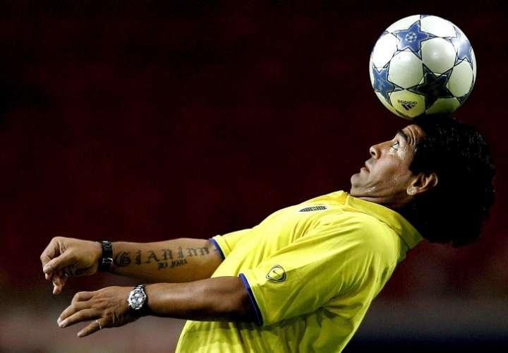 Diego Maradona /EFE