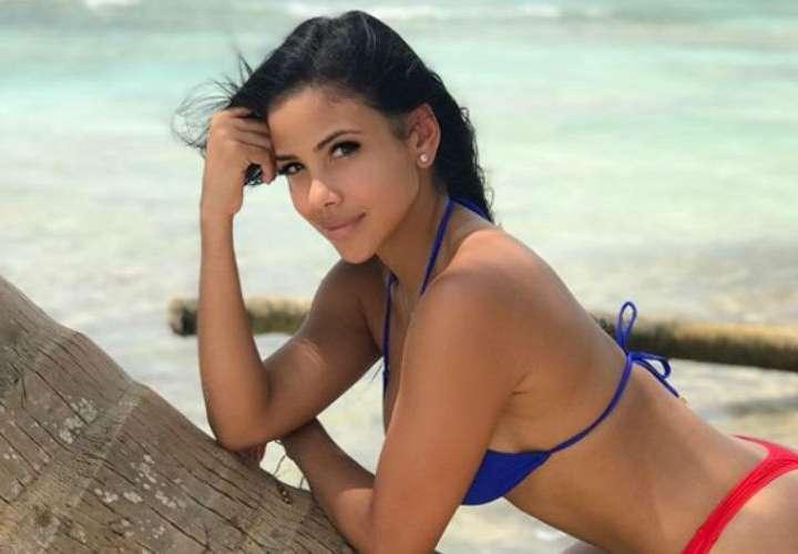 Mari Gaby posaría semidesnuda con la supervisión de su novio