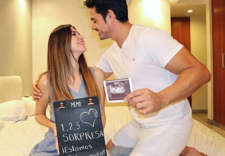 ¡Sorpresa! Maricely González está embarazada, Robin salta de felicidad