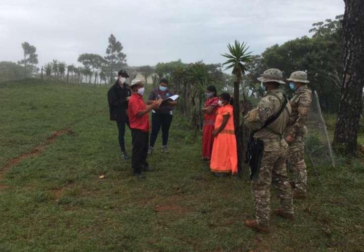 Dos niños de la comarca Ngäbe Buglé siguen desaparecidos