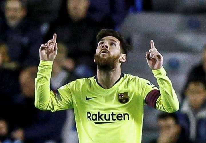 Lionel Messi /AP