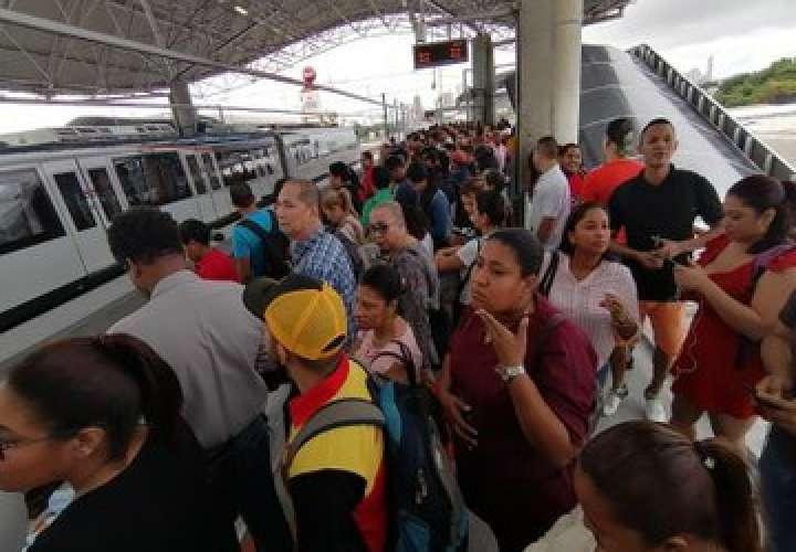 Se restablece servicio de la Línea 1 de Metro  [Video]