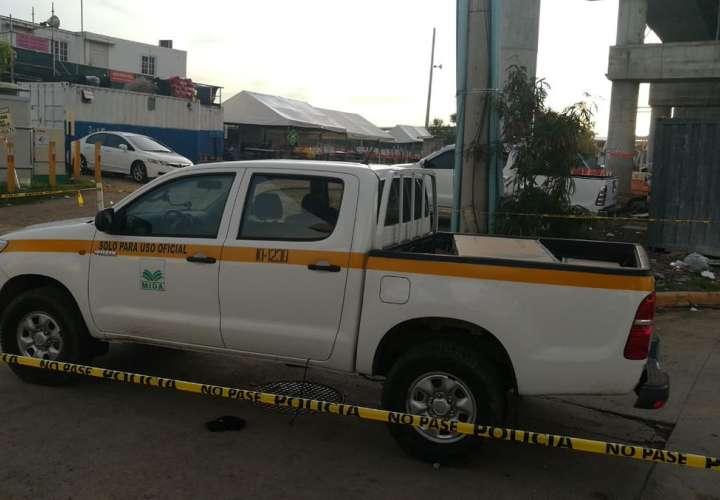 Dos detenidos por hurtar vehículo del Mida
