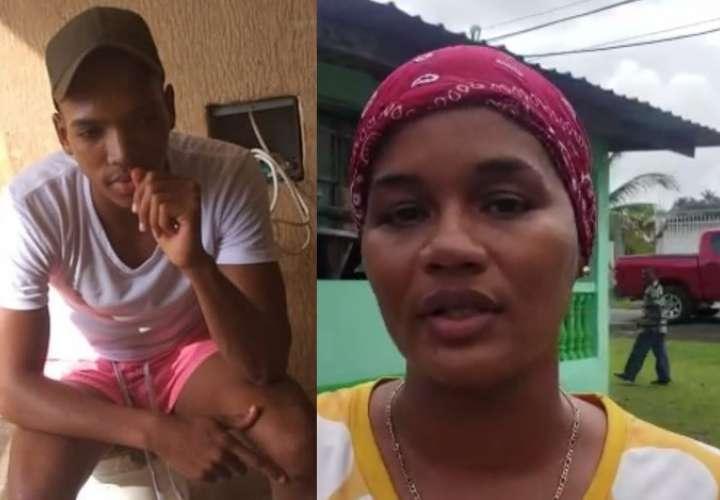 Una madre ofrece mil dólares por informes de su hijo, esté vivo o muerto