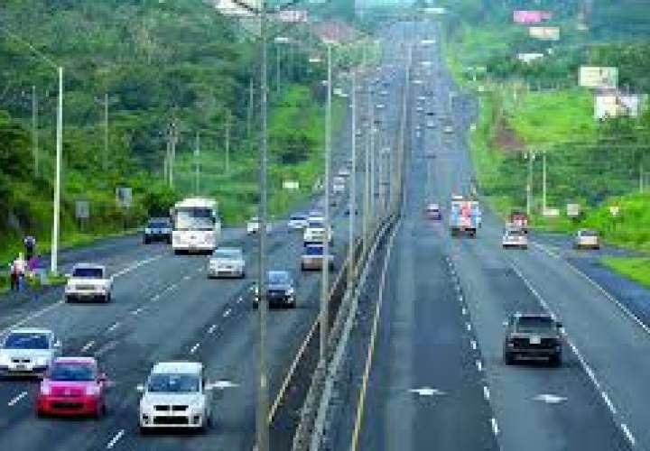 Puestos de control en medio de toque de queda en Panamá Oeste