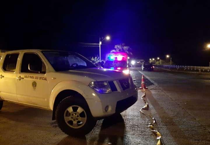 Ciclista muere luego de que pick up golpeó la bicicleta que conducía en Veraguas