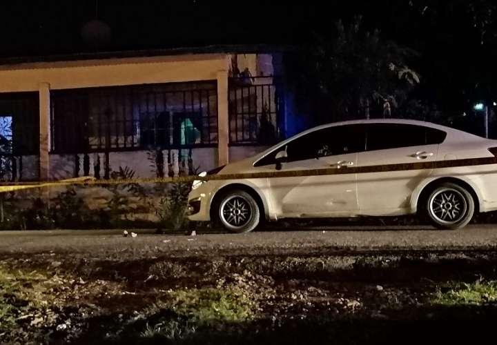 Un muerto y un herido dejó ataque armado perpetrado anoche en el sector del Marañonal.