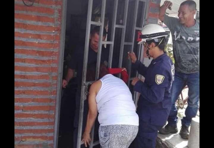 Colombia: Chequea lo que le pasó a esta vecina vidajena (Fotos)