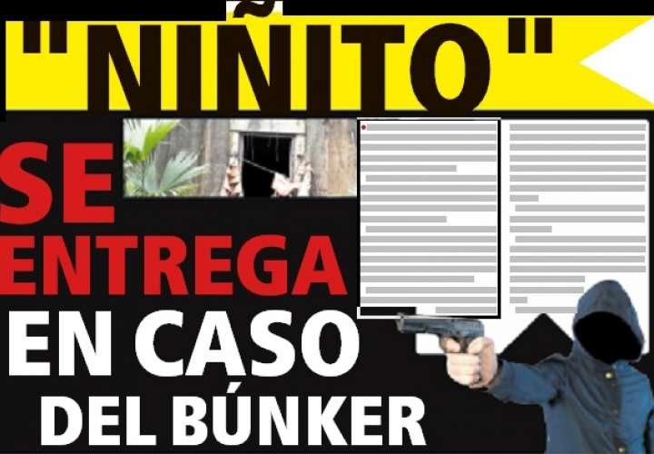 """Se entrega """"Niñito"""" por la """"Masacre del Búnker"""" en Colón"""