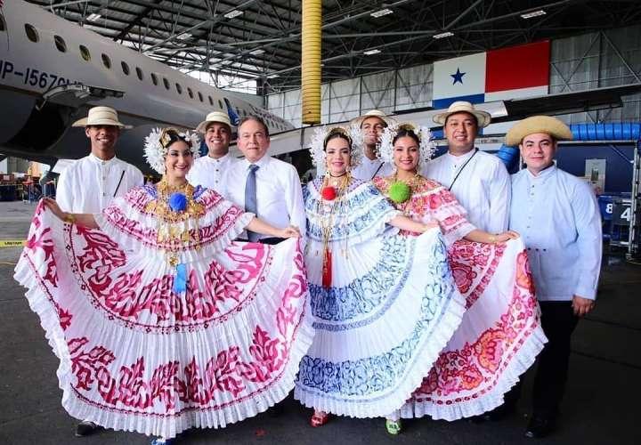 Odette Cortéz promete un gran 'show' en la celebración de los 500 años