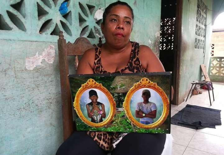 Ofelia Piedra, madre de los Mellizos.