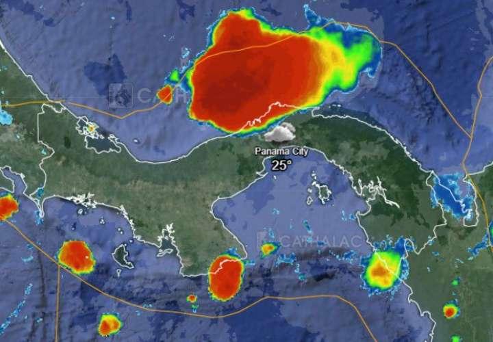 Paso de Onda Tropical #38 generará lluvias sobre todo el pais