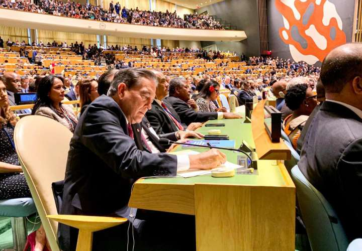 'Asamblea de ONU, herramienta para alcanzar objetivos multilaterales', Cortizo