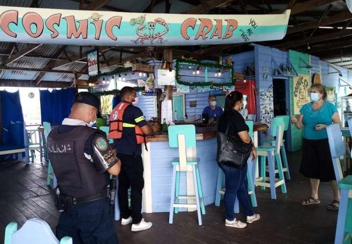 Minsa realizó operativo en Isla Colón, Bocas del Toro.