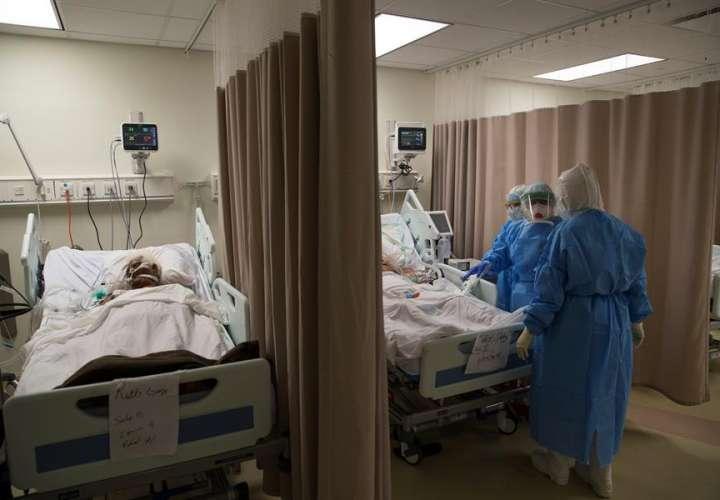OPS: costo humano de esta pandemia sigue siendo inaceptablemente alto