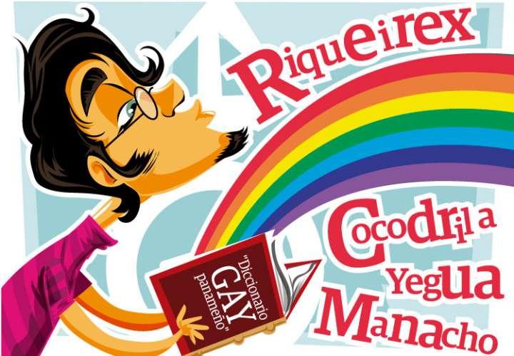 El 'diccionario gay' panameño