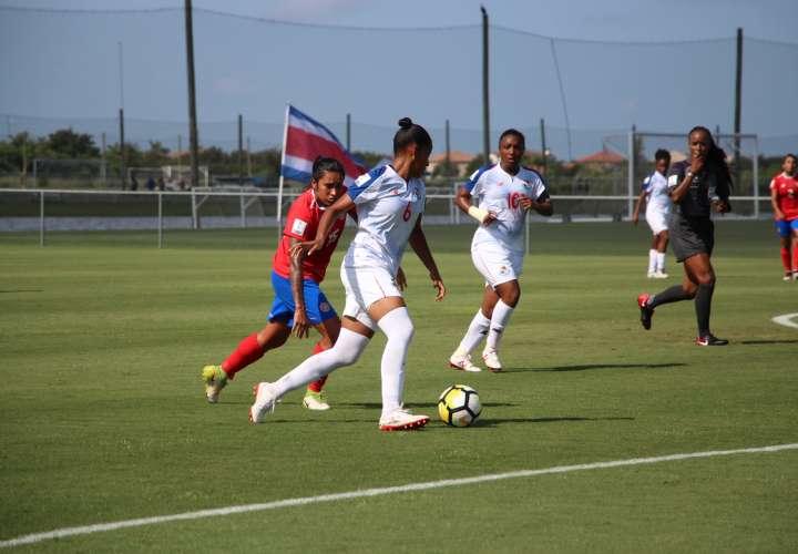 Panamá concluyó su participación en el torneo centroamericano con dos triunfos y una derrota. Foto: Fepafut