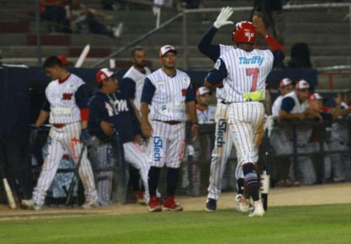 Panamá Metro vuelve a una final del béisbol mayor. Foto: Anayansi Gamez