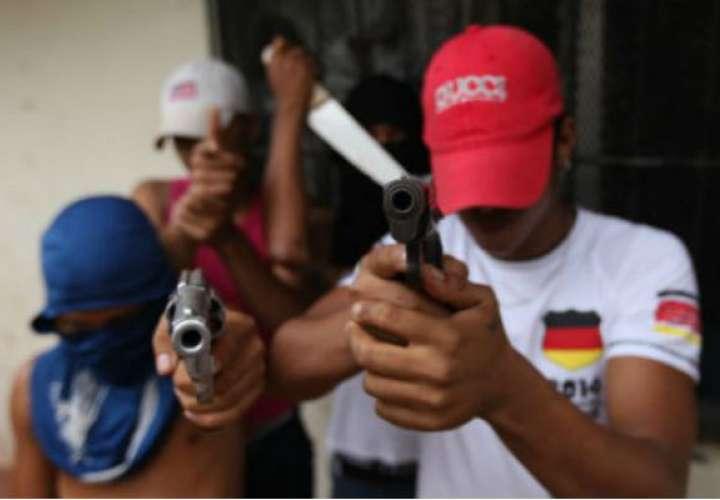 Las pandillas y la droga disparan el crimen durante la pandemia