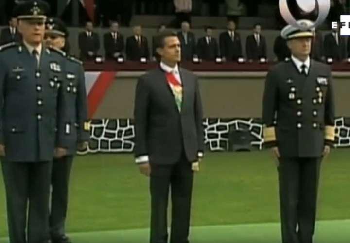 Fiscalía de EEUU acusa de narcotráfico a exministro de Defensa de Peña Nieto