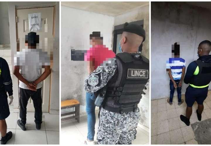 Pillan a 86 personas violando la cuarentena total en Colón