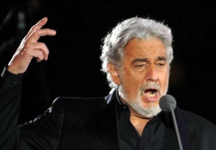 Presentación de Plácido Domingo ha sido cancelada por acusaciones de acoso