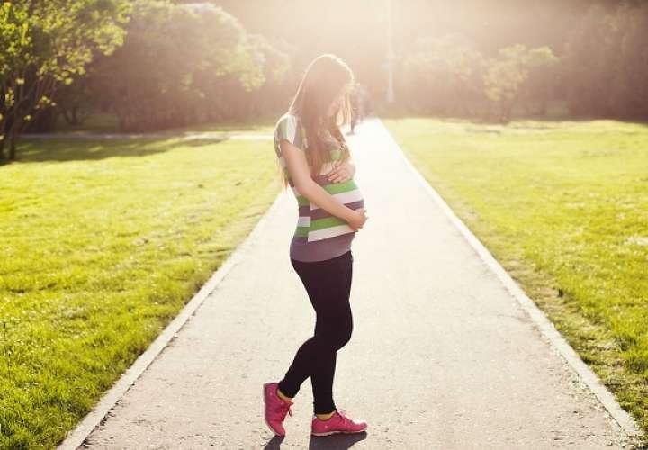 Elevada cifra de niñas embarazadas
