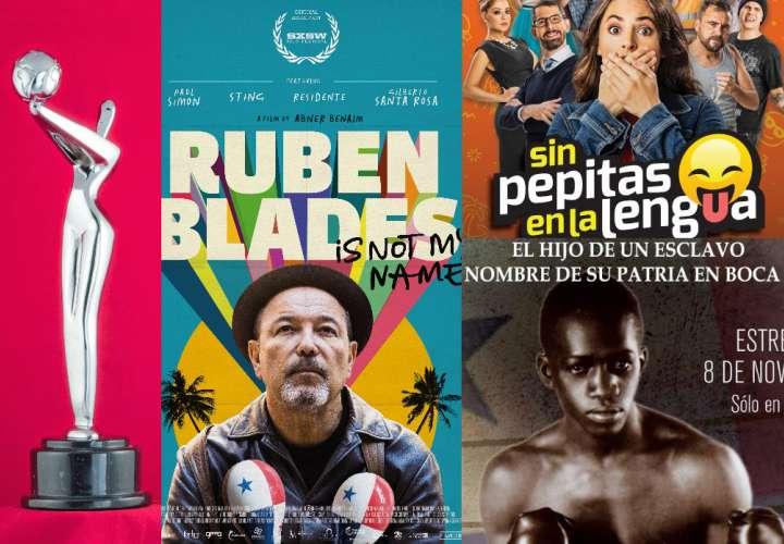 Los Premios Platino preseleccionan a varios 'films' panameños