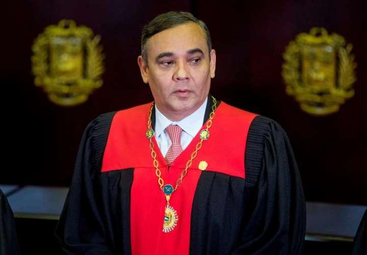 EE.UU. ofrece recompensa de $5 millones por el presidente del TSJ de Venezuela