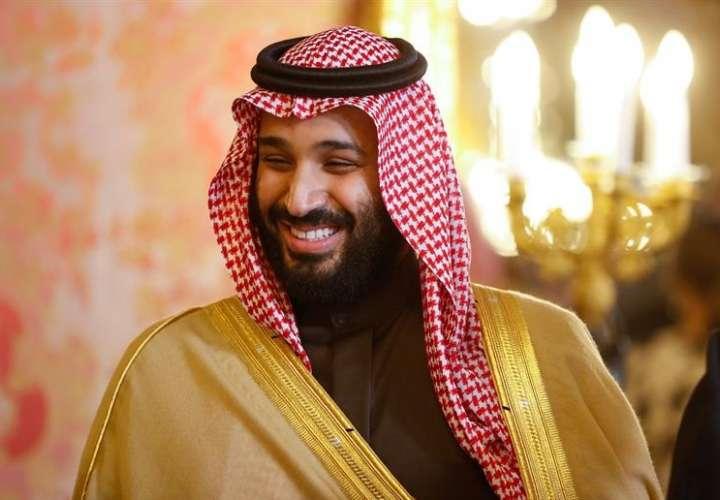 El príncipe heredero de Arabia Saudí, Mohamed bin Salmán. EFE/Archivo
