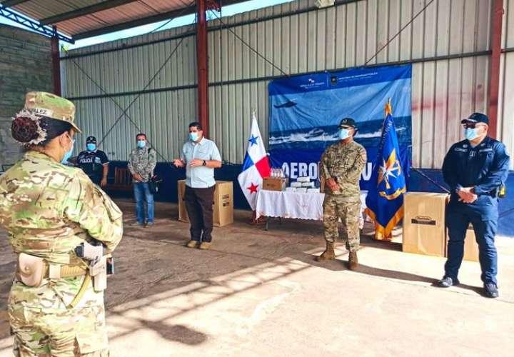 Construirán estación de vigilancia en zonas costeras de Veraguas