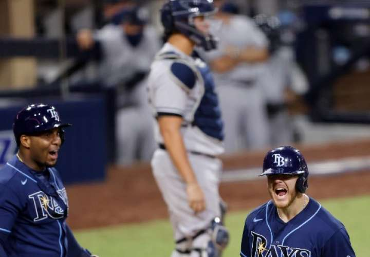 Yankees quedan eliminados de nuevo