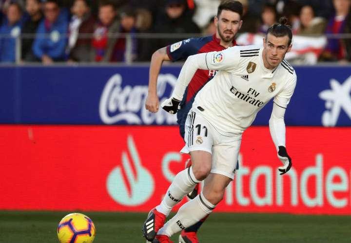 Real Madrid venció 1-0 al Huesca