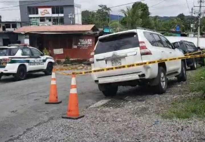 Las autoridades confirman que existe una red de tráfico de vehículos que son robados en Panamá.