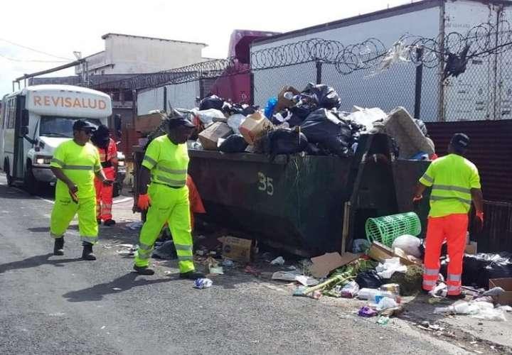 Revisalud suspenderá recolección de basura este lunes por retención de pago